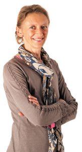 Bild på Maria Torvad, ägare till orgonitshop.se